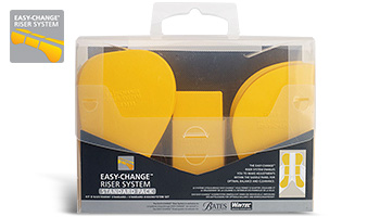 EASY-CHANGE® Riser Standard Pack